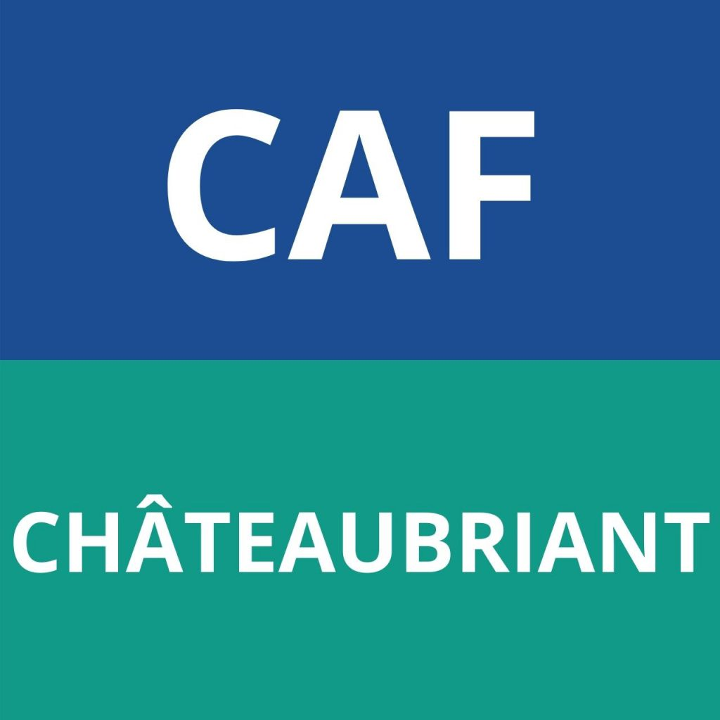 CAF CHÂTEAUBRIANT
