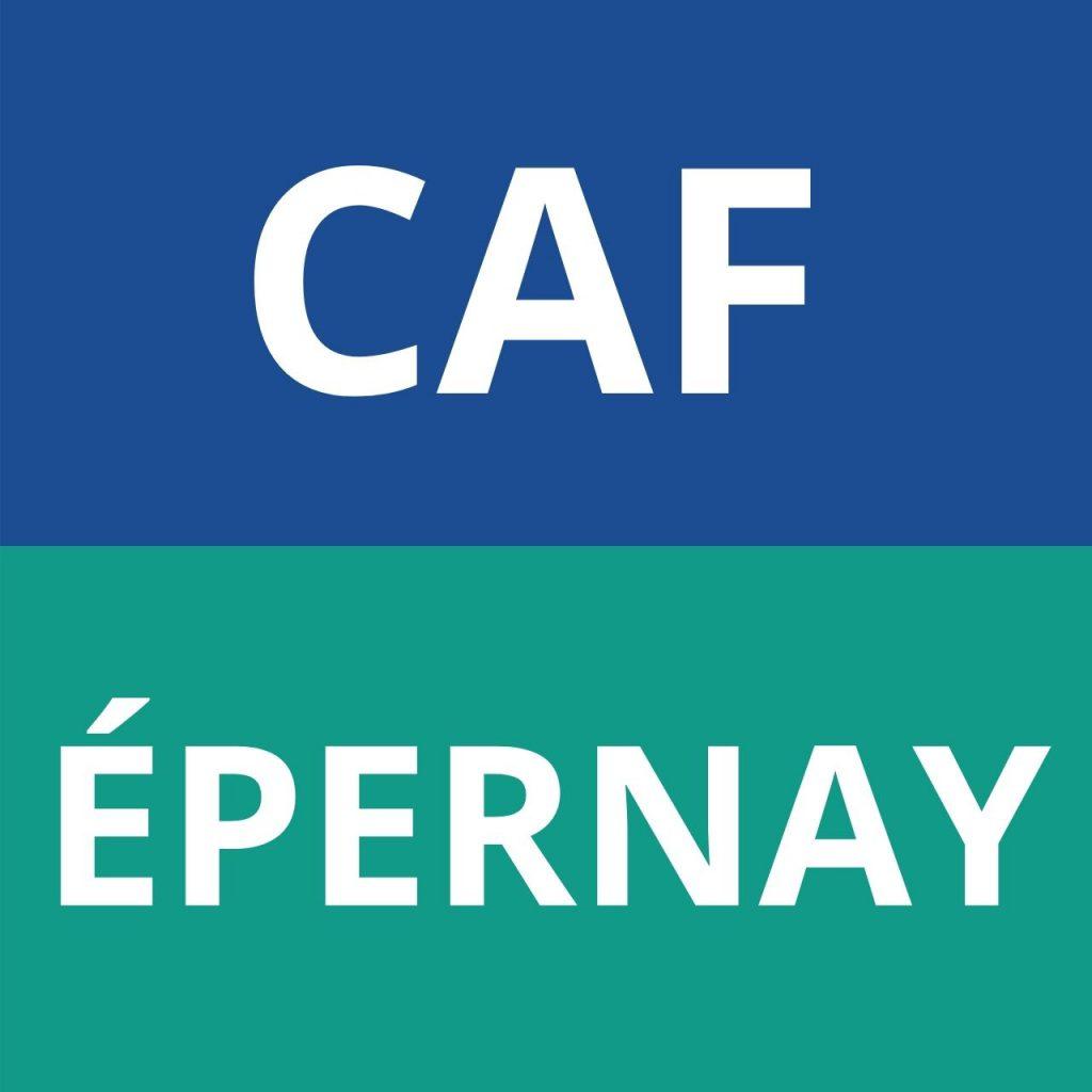 CAF ÉPERNAY