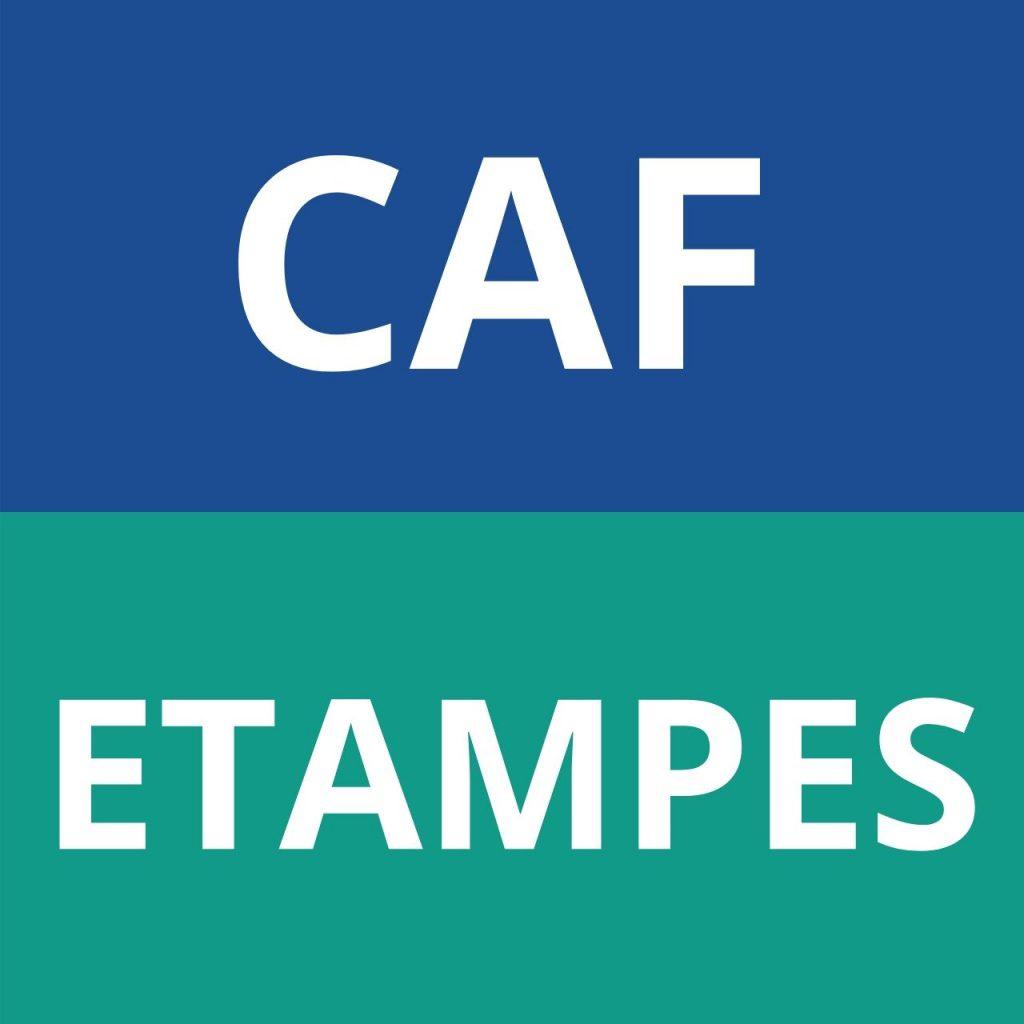 CAF ETAMPES