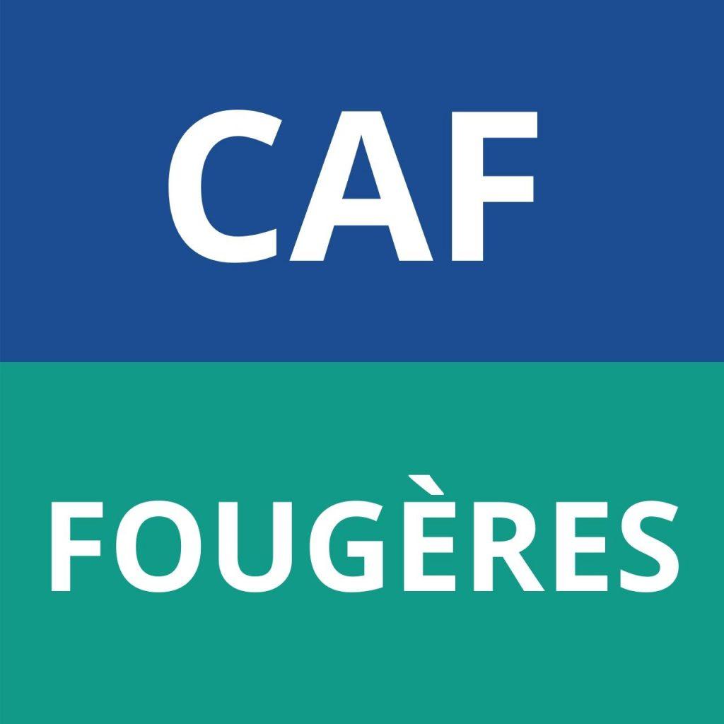 CAF FOUGÈRES
