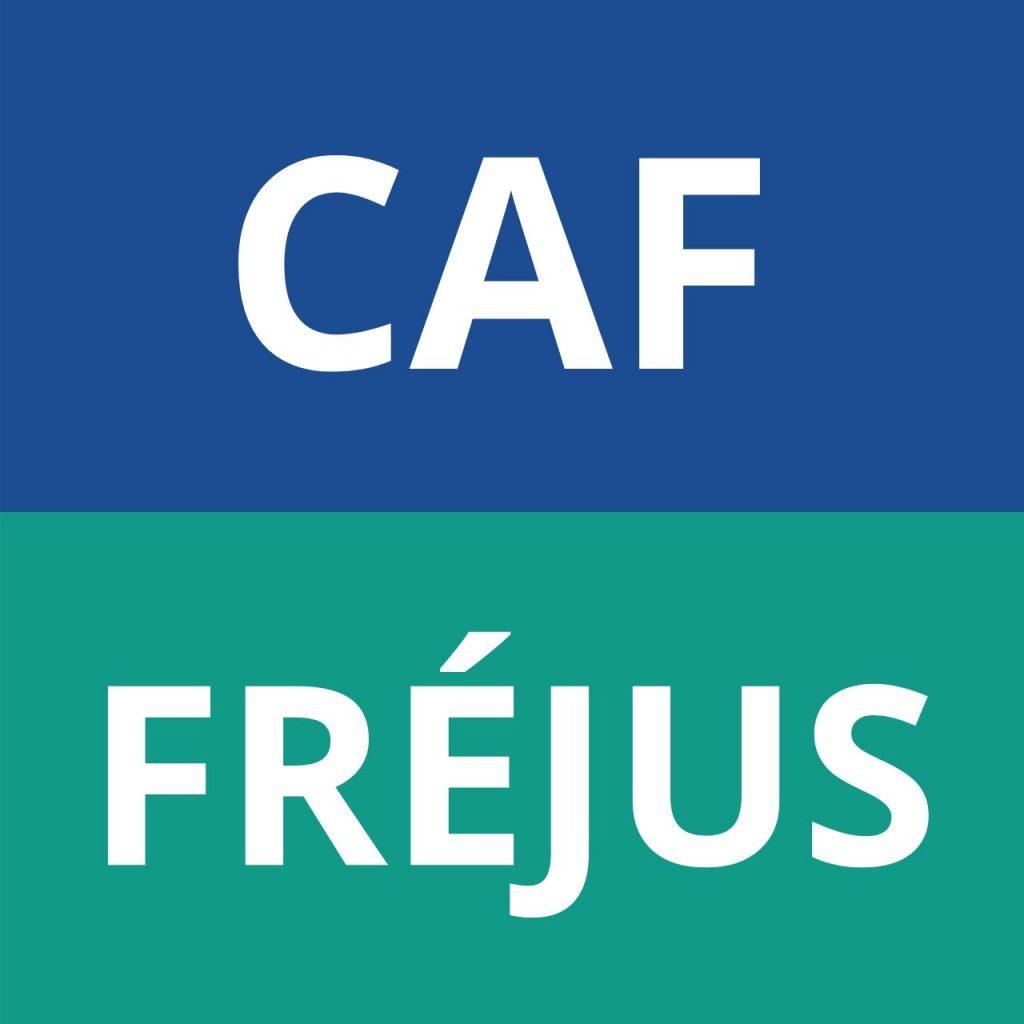 CAF FRÉJUS