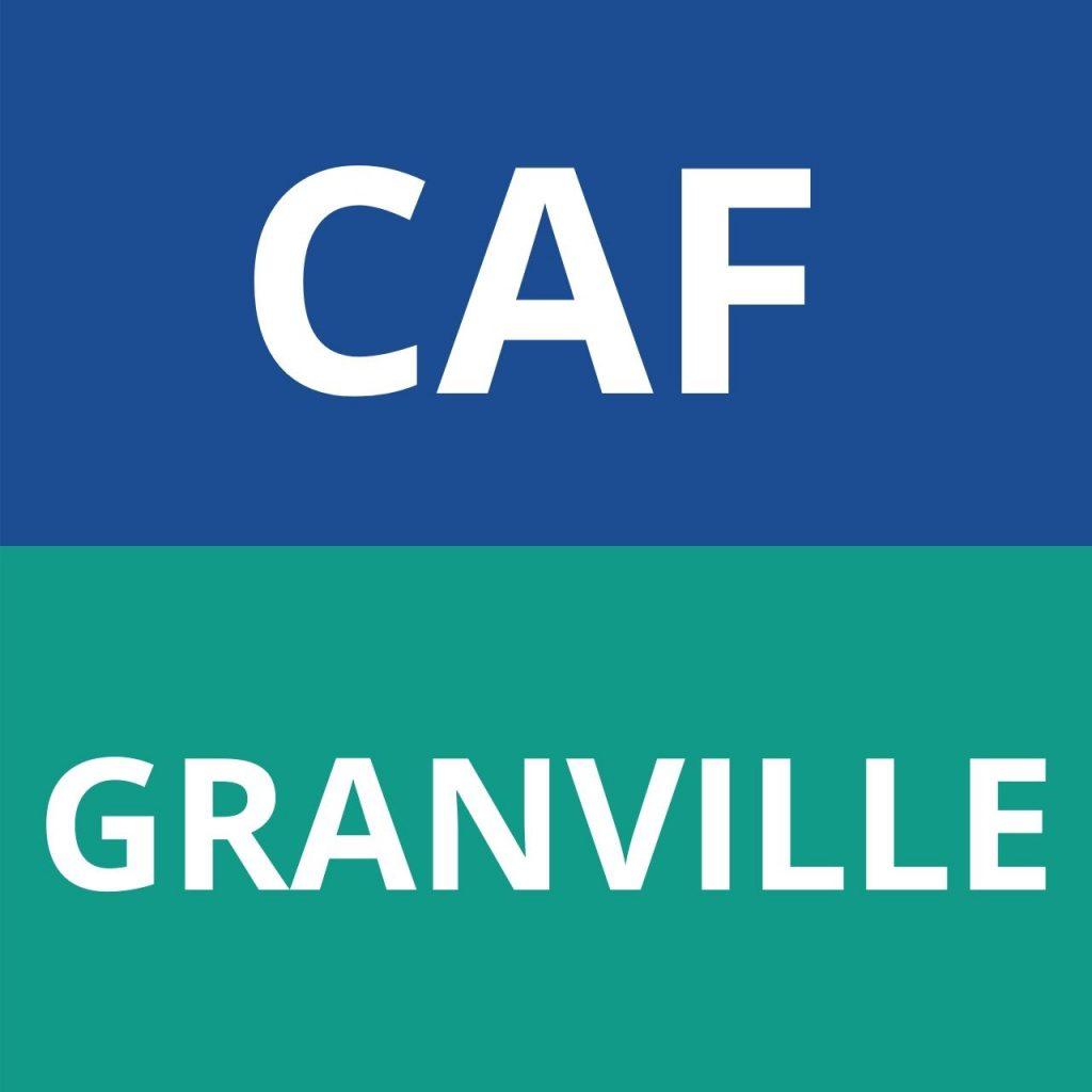 CAF GRANVILLE