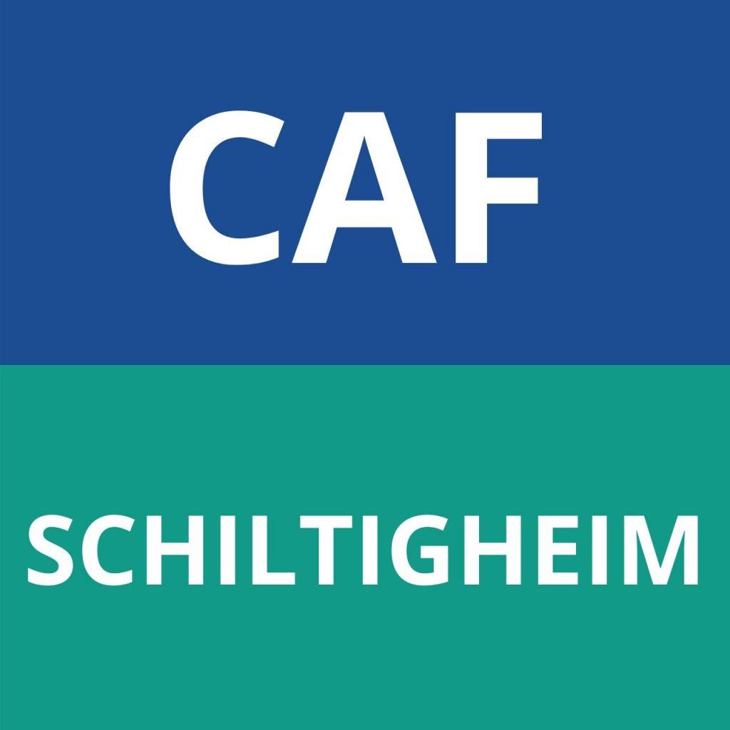 CAF SCHILTIGHEIM