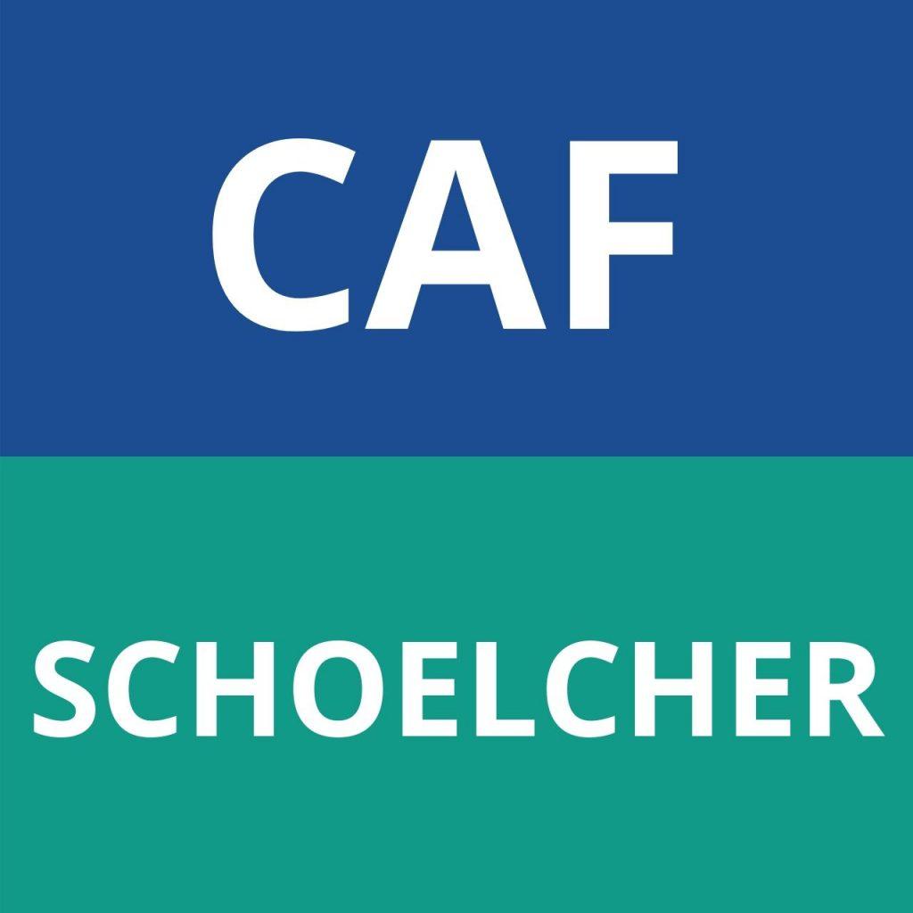 caf SCHOELCHER