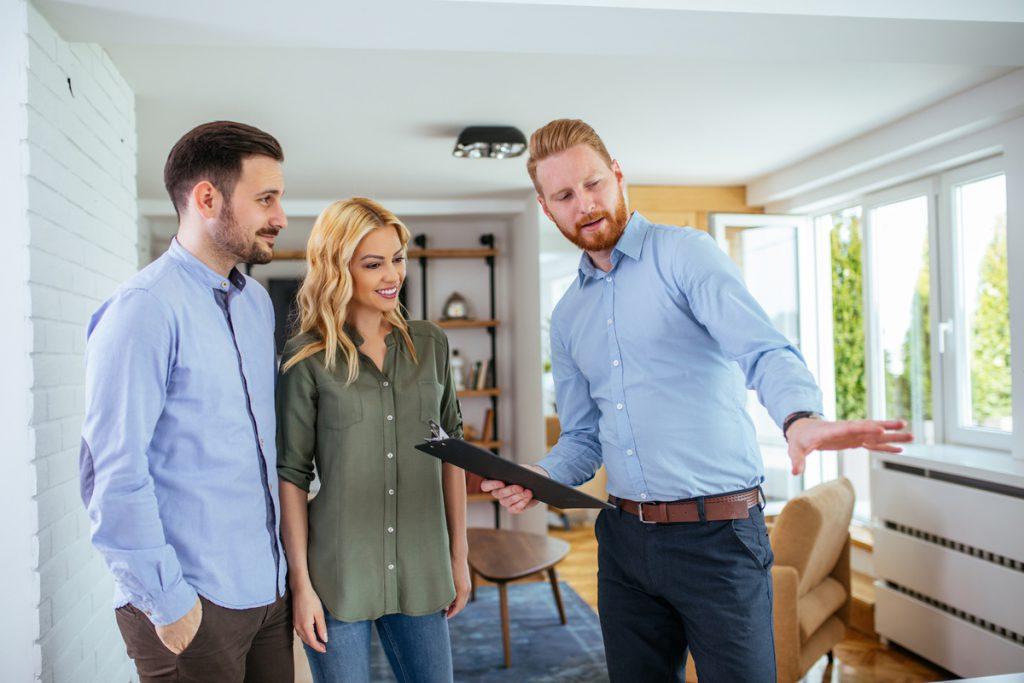 frais agent immobilier