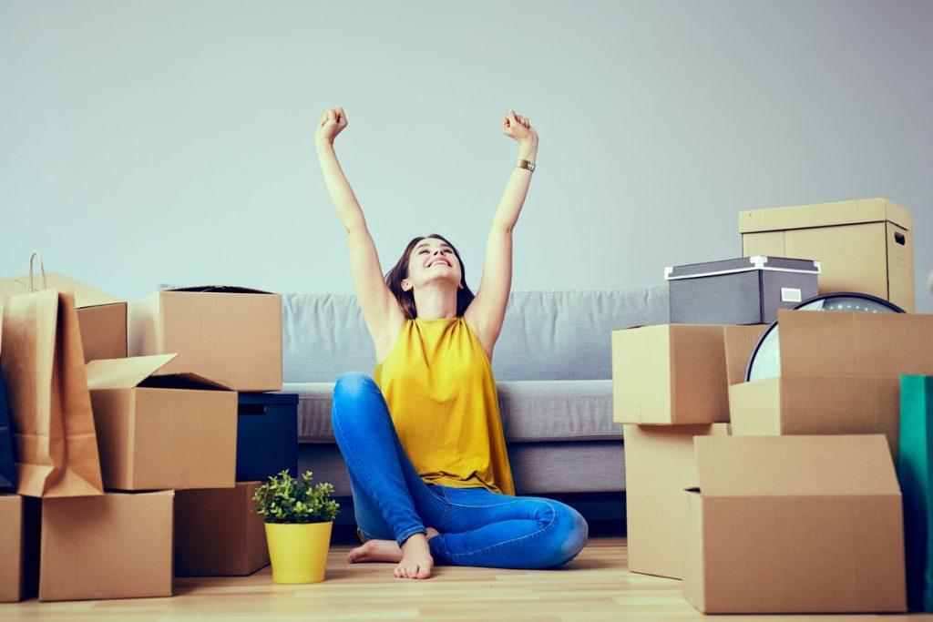 Prime de déménagement pour les jeunes
