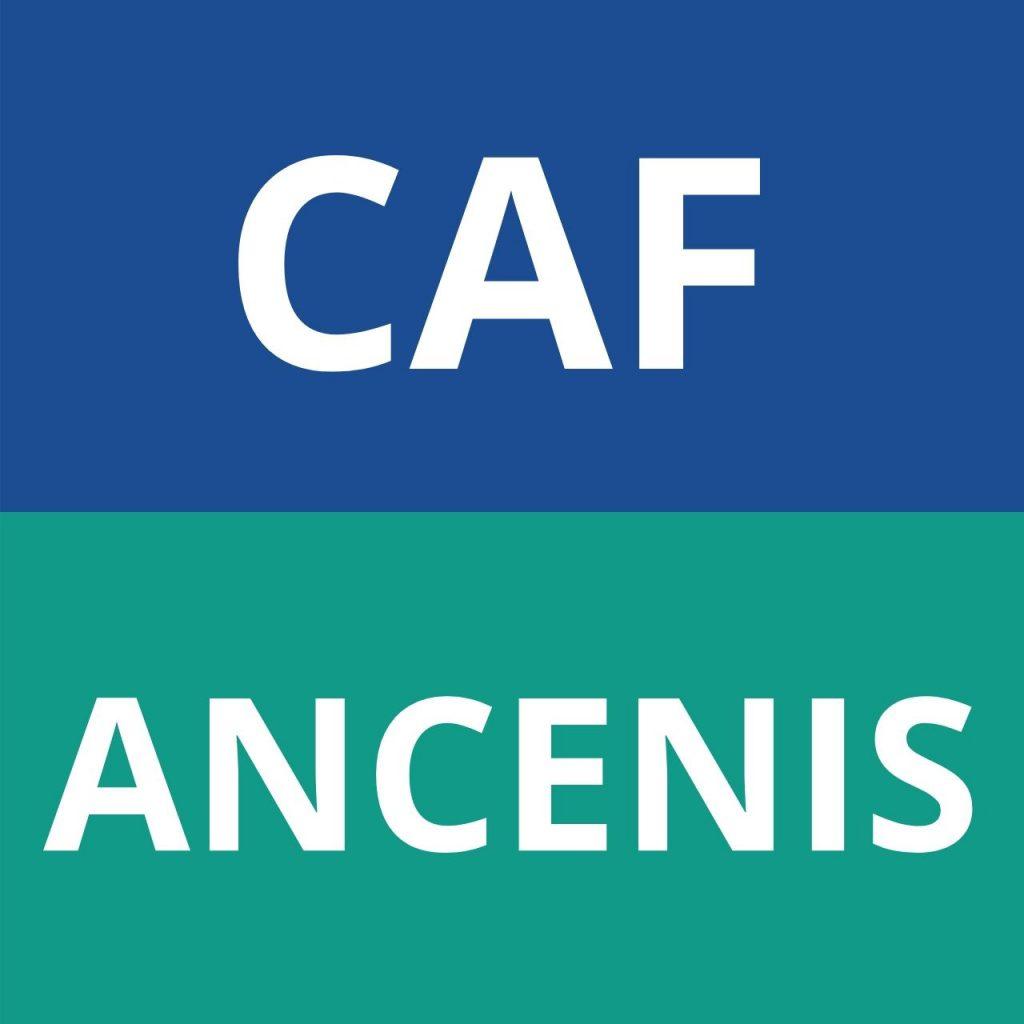CAF ANCENIS