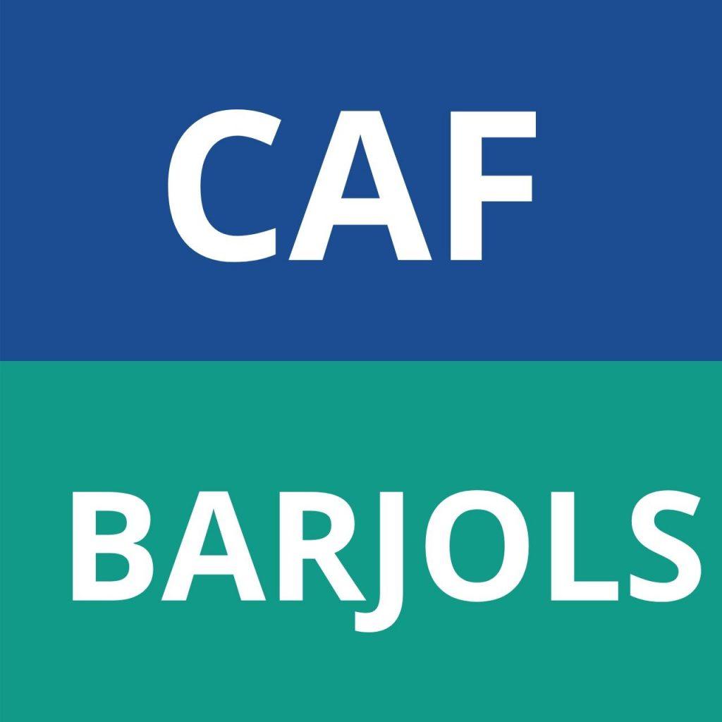 CAF BARJOLS