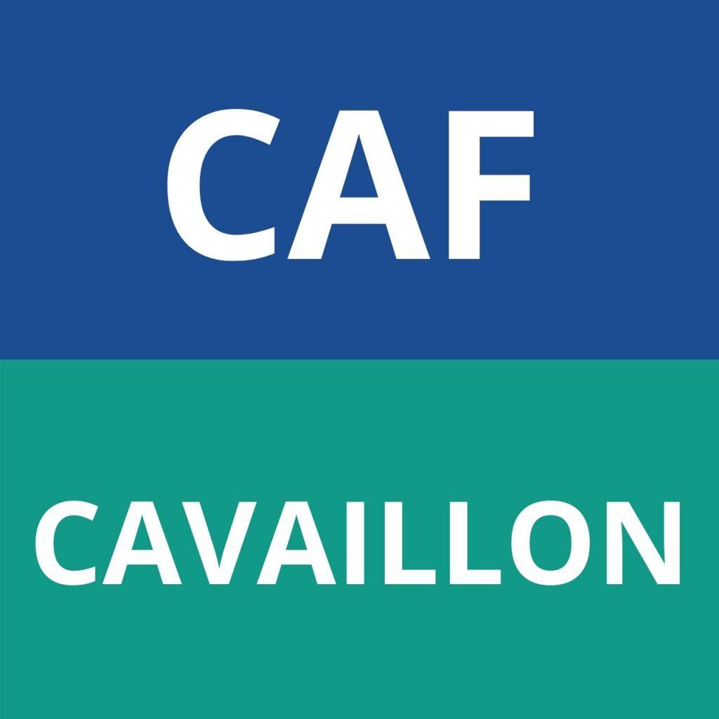 CAF CAVAILLON