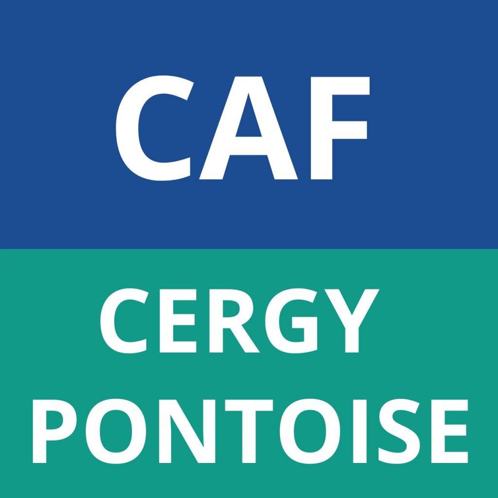 CAF CERGY-PONTOISE