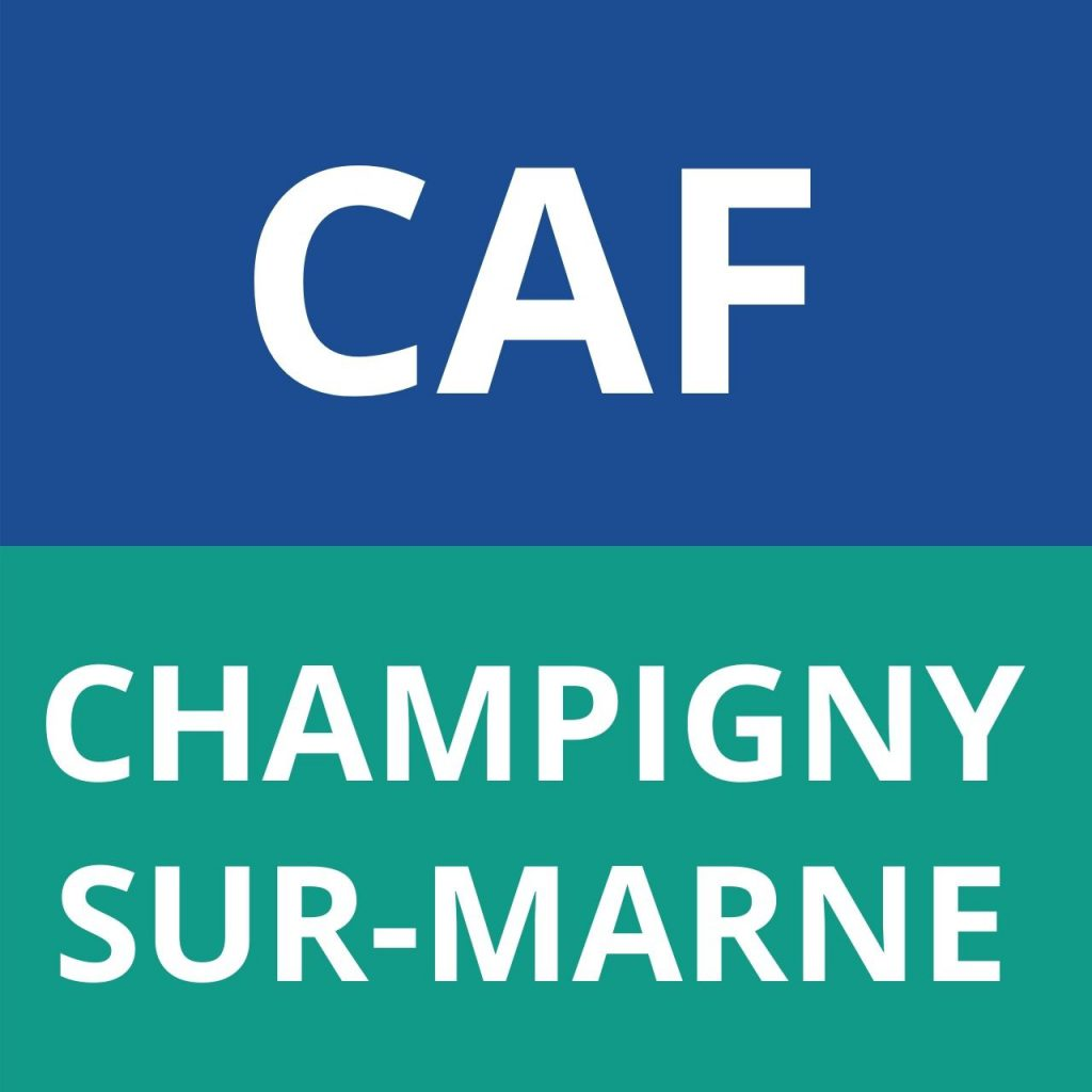 CAF CHAMPIGNY-SUR-MARNE
