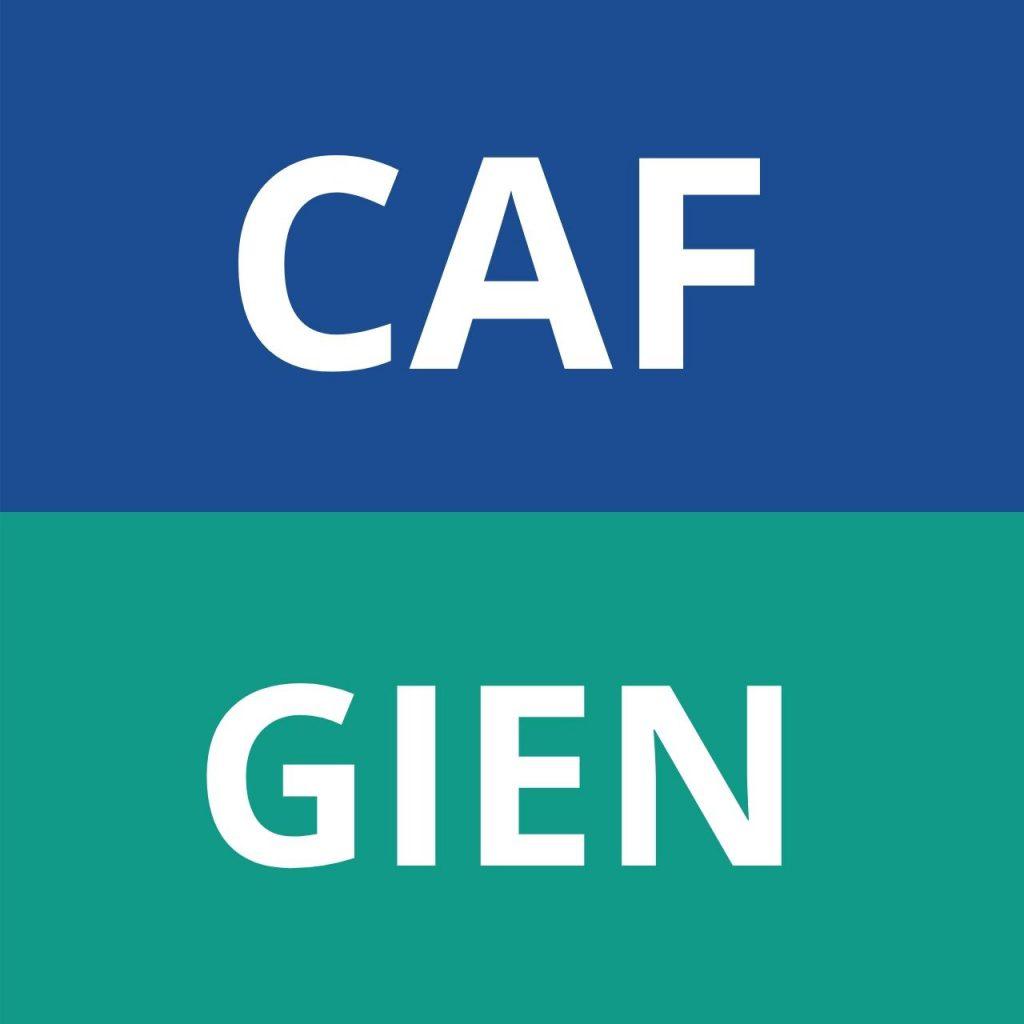 CAF GIEN