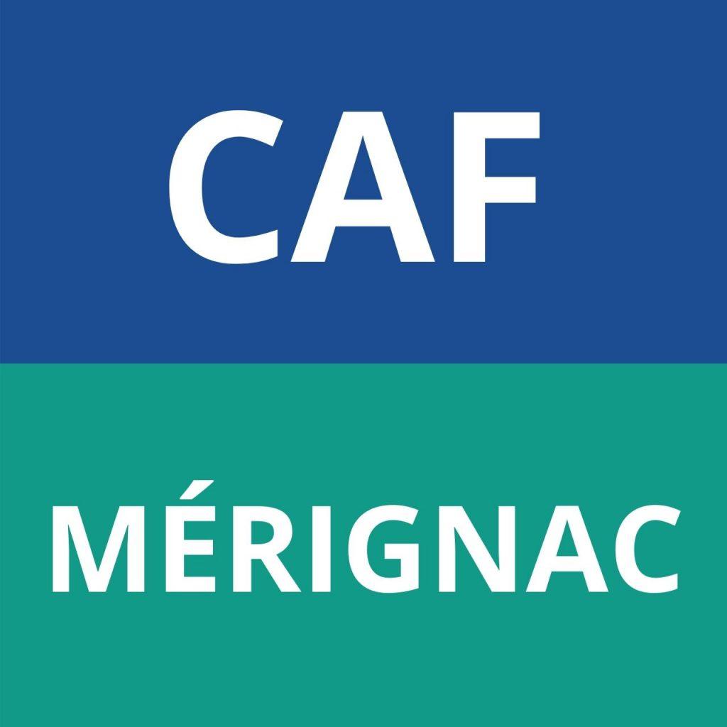 CAF MÉRIGNAC