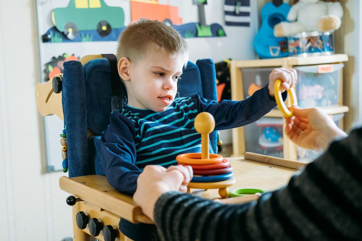 accueil des enfants handicapés en crèche