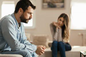 séparation d'un couple accompagnement