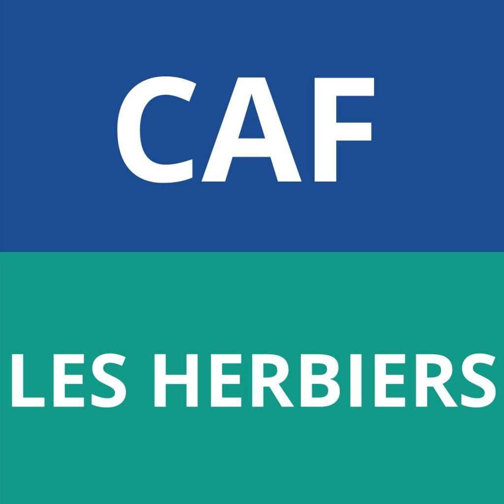 CAF LES HERBIERS