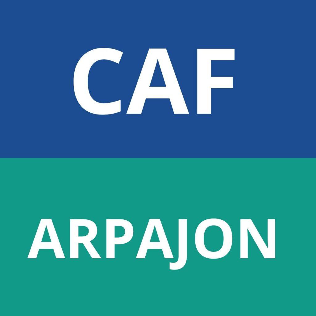 CAF ARPAJON