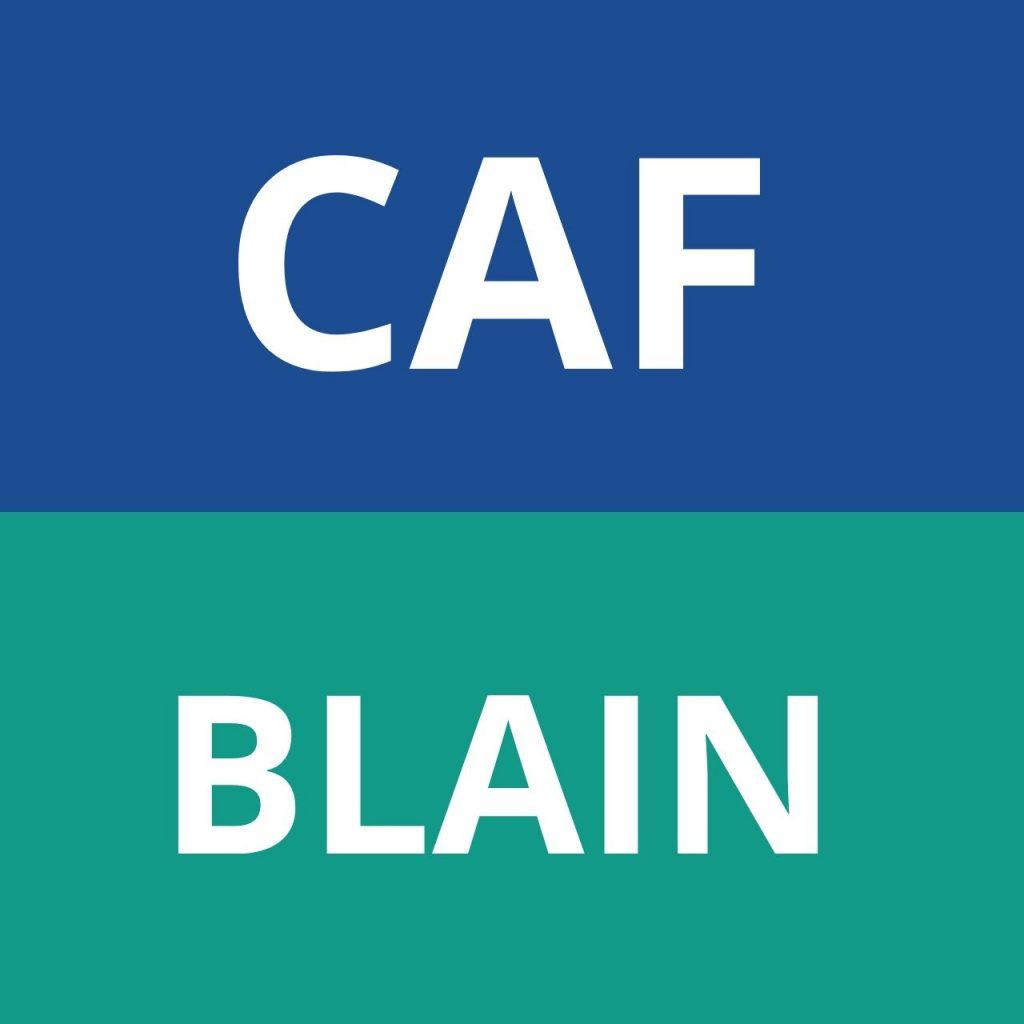 CAF BLAIN