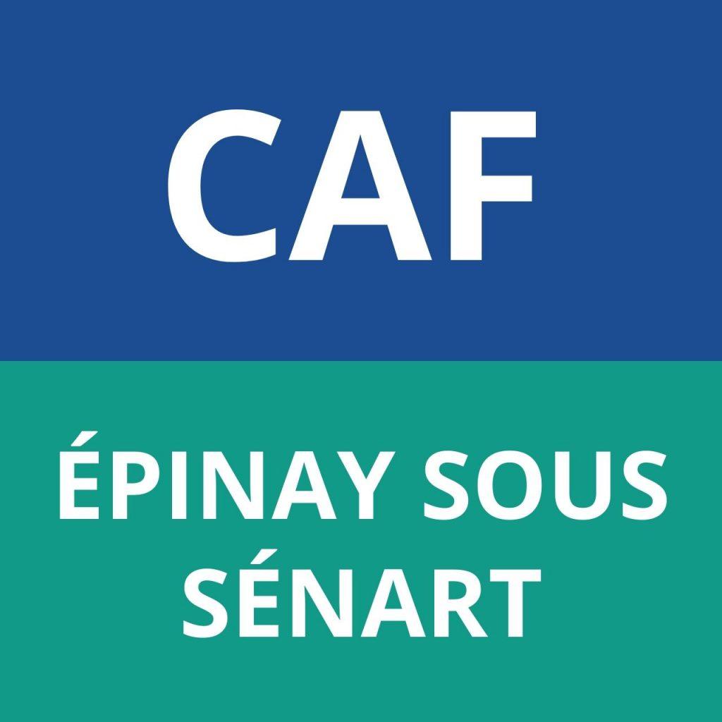 CAF ÉPINAY SOUS SÉNART