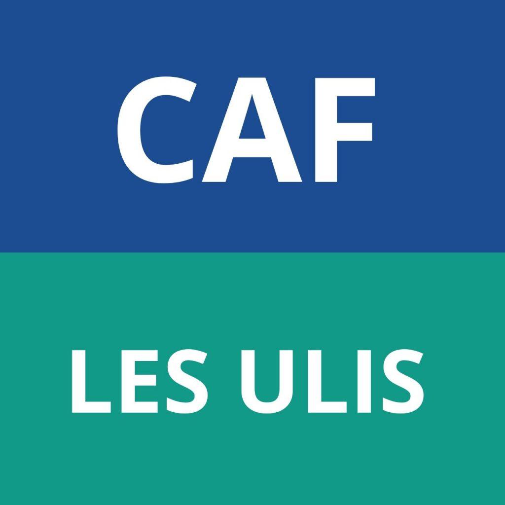 caf LES ULIS