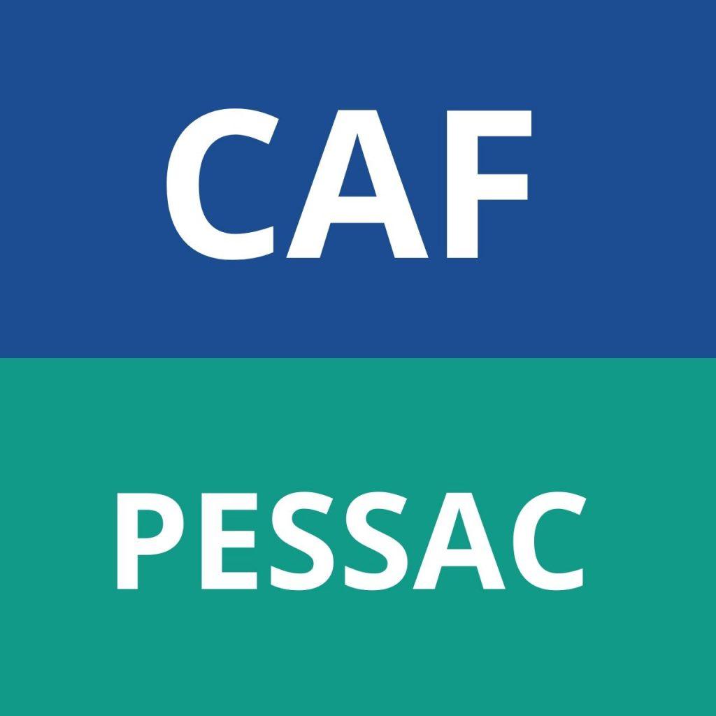 CAF PESSAC
