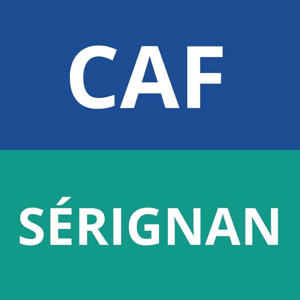CAF SÉRIGNAN