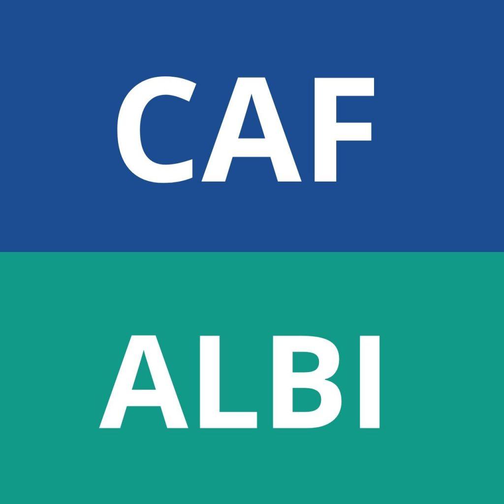 CAF ALBI