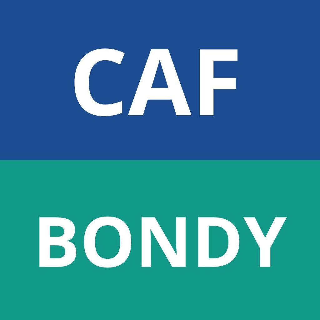 CAF BONDY