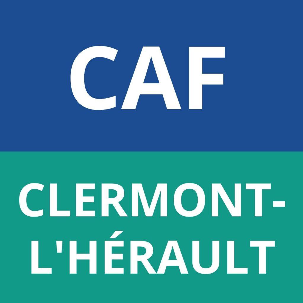 CAF CLERMONT-L'HÉRAULT