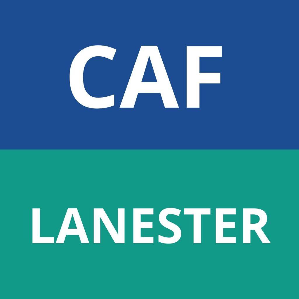 CAF LANESTER