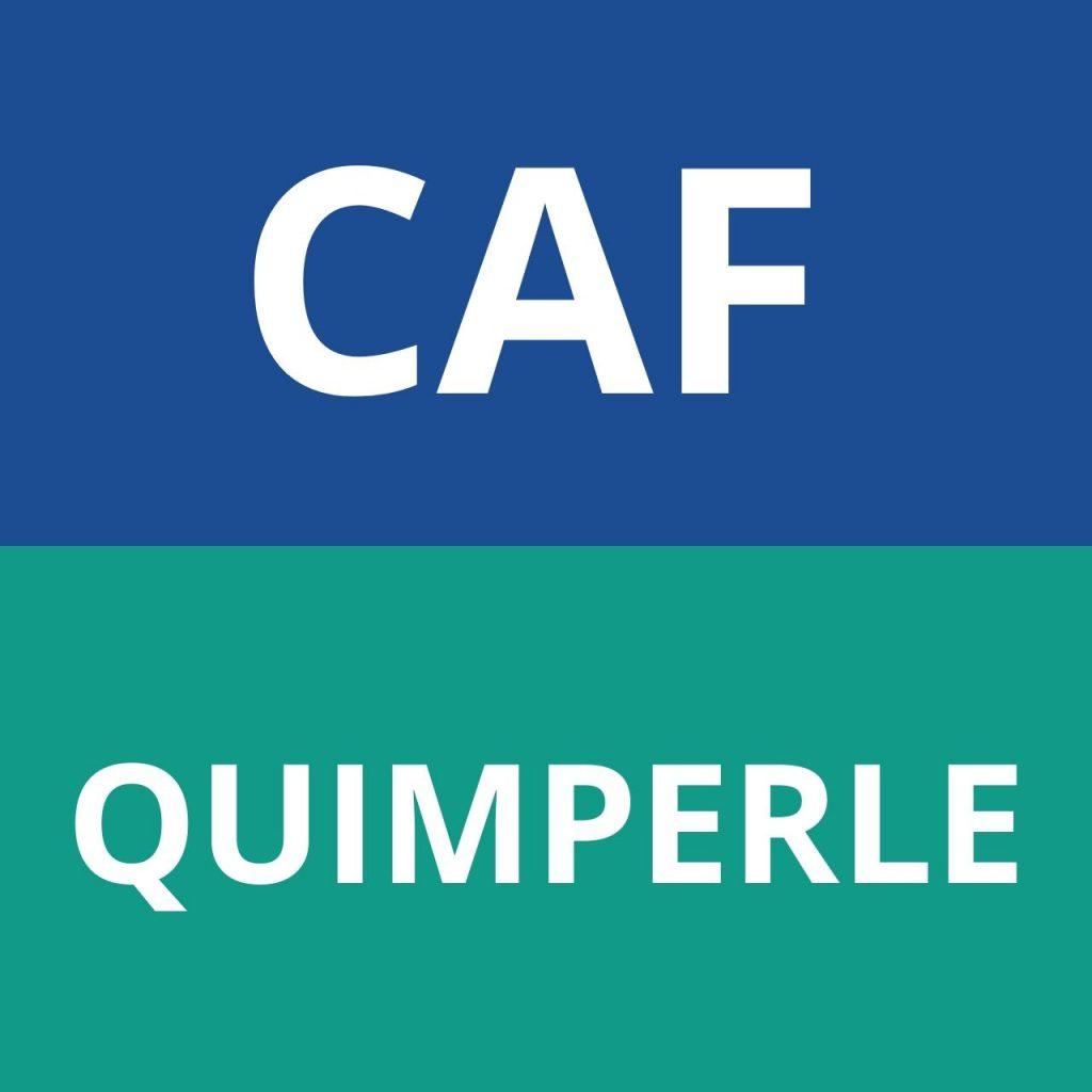 CAF QUIMPERLE
