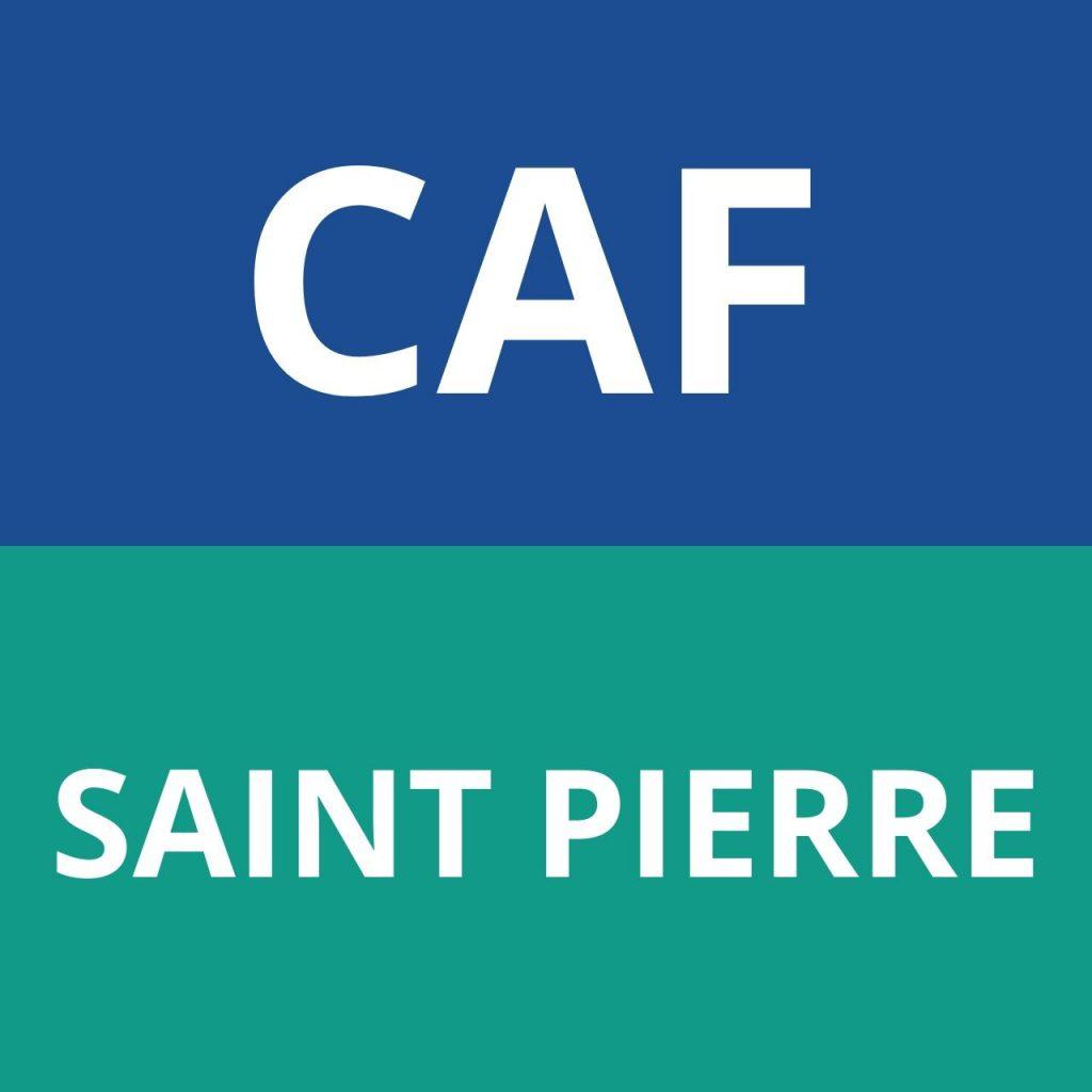 CAF SAINT PIERRE