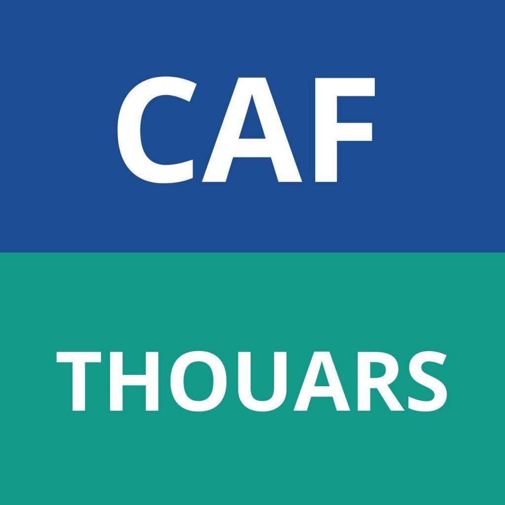 CAF THOUARS