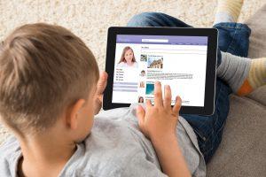 protection enfant réseaux sociaux