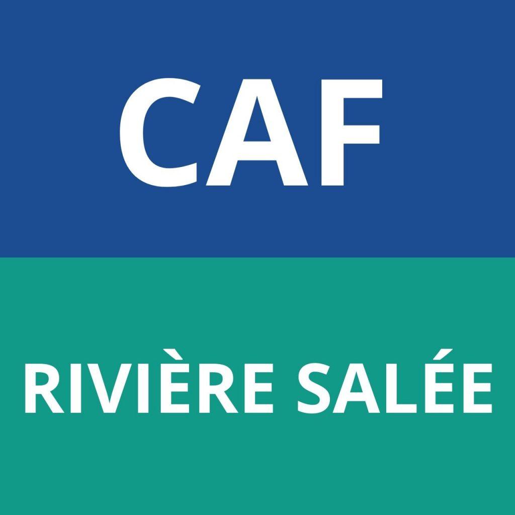 CAF RIVIÈRE SALÉE