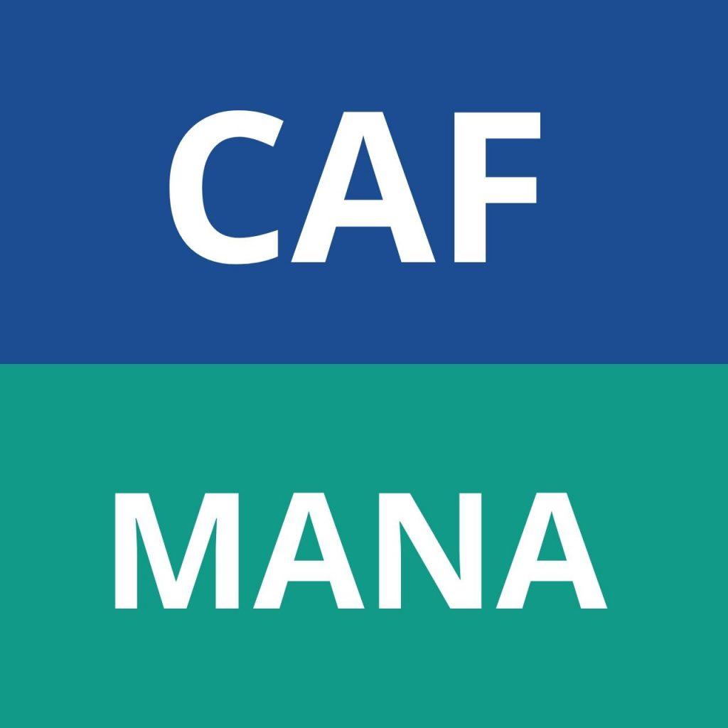 CAF MANA